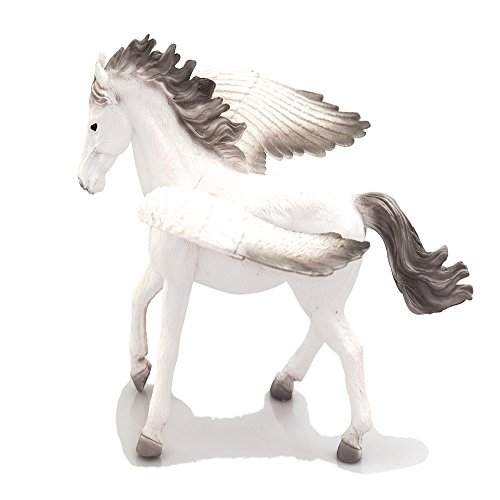 MOJO Fun 387193 Pegasus - Fantasy Flying Horse Toy - Flying New Horse