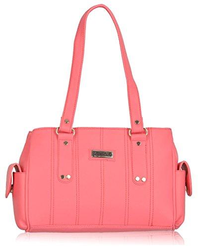 Fantosy Women's Handbag (Pink) (FNB-280)