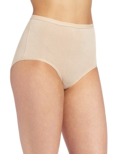 Wacoal Women's B-fitting Brief Panty, Naturally Nude, One Smallize