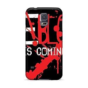 SherriFakhry Samsung Galaxy S5 Bumper Cell-phone Hard Covers Custom Lifelike Avenged Sevenfold Series [JOp27669UBbR]