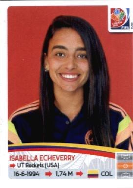 Resultado de imagen para isabela echeverry