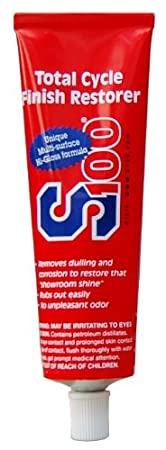 S100 17075T Total Cycle Finish Restorer Tube - 3.56 oz.