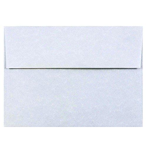 light blue 5x7 envelopes - 9