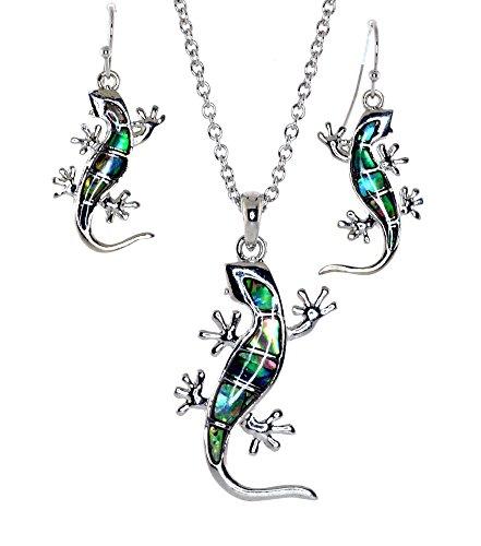 Sterling Silver Leopard - Sterling Silver