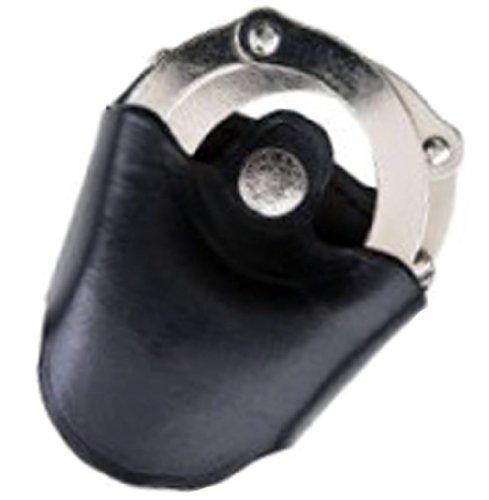 - Bianchi 25 Carrycuff Angled Handcuff Case (Black, Right Hand)