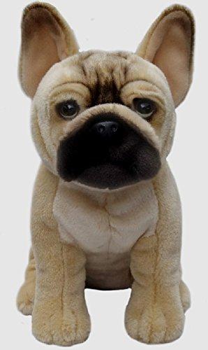 (French Bulldog Soft Plush Toy Dog Stuffed Animal 12 in / 30 cm)