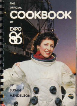 The Official Cookbook of EXPO (Mendelson Wine)