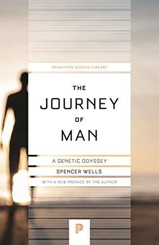 The Journey of Man: A Genetic Odyssey (Princeton Science Library)