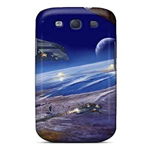 Fashion Protective Halo 3 Video Game Case Cover For Galaxy S3