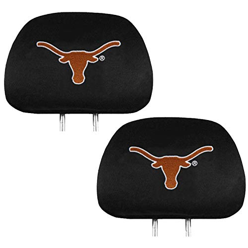 - Headrest Cover Official National Collegiate Athletic Association Fan Shop Authentic NCAA Show School Pride Everywhere You Drive (Texas Longhorns)