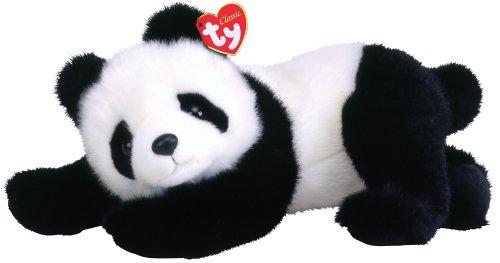 Amazon.com  Ty Xio Lin - Panda Bear  Toys   Games 36f6b6978c0