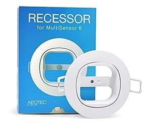 Aeon Labs Aeotec MultiSensor 6 Recessor - Blanco