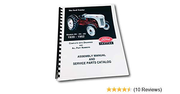 naa tractor manuals free