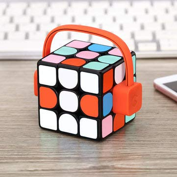 Giiker Super Square Magic Cube Smart App Real-time Synchronization Science Education Toy Gift - Lab & Scientific Supplies Science Education - 1 x Xiaomi Giiker Super Square Magic Cube