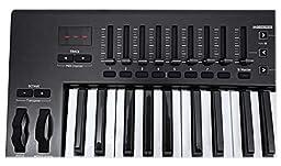 Novation LAUNCHKEY 61 MK2 MK11 61-Key USB/MIDI Controller Keyboard+Studio Mic