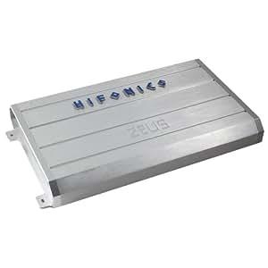 Hifonics Zrx10004 1000w 4 Ch Car Audio Amplifier Amp 4 Channel Zrx-1000.4
