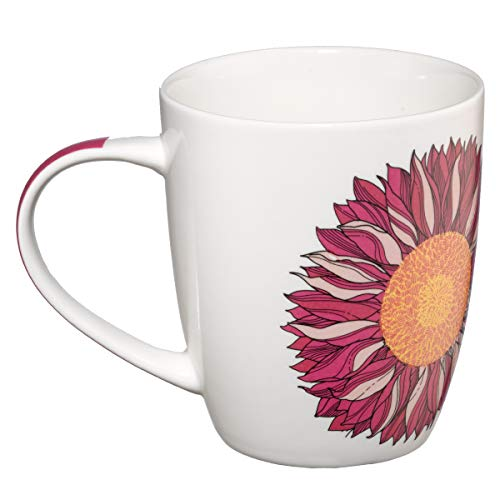Flower Power Inspirational Mug – Jeremiah 29:11