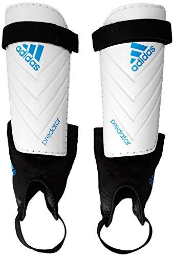 - adidas Unisex Predator Club White/Solar Blue/Black LG