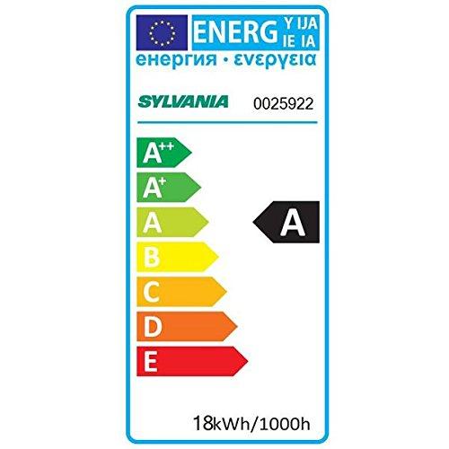 18W Leuchtstofflampe warmwei/ß Sylvania 0025922 G24q-2 A