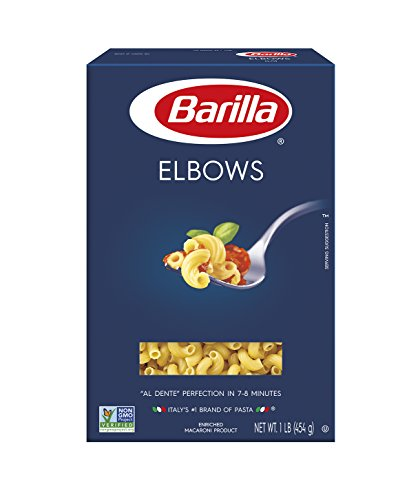 Barilla Pasta Elbow 16 Ounce