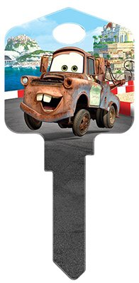 (Hillman Fasteners 87699 SC1 Mater Painted Key Blank)