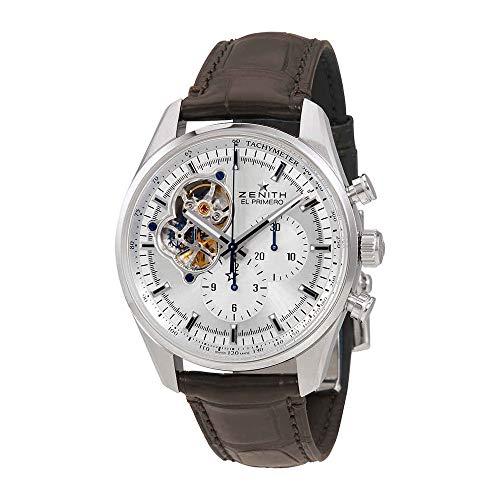 - Zenith Chronomaster El Primero Automatic Chronograph Silver Dial Mens Watch 03.2040.4061/01.C494