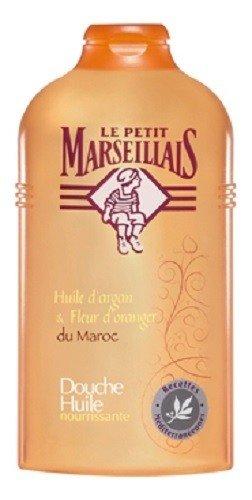 Le Petit Marseillais Dusch Öl mit Arganöl und Orangenblüte 250 ml Original aus Frankreich