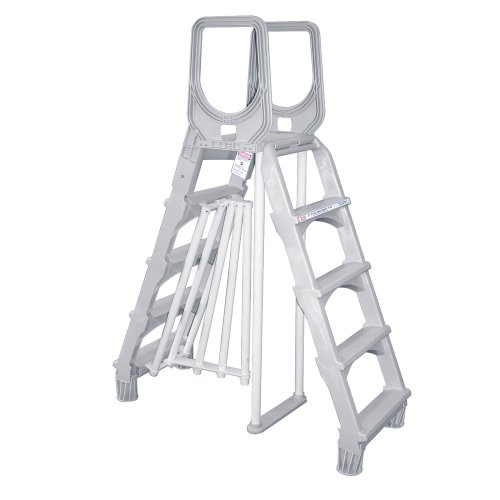 Splash-A-Round Deluxe A-Frame Ladder