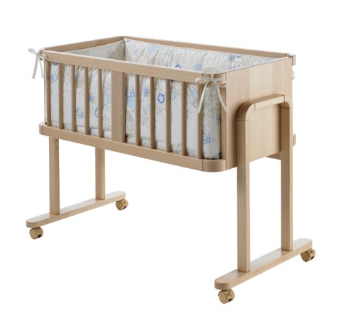 Geuther Aladin Co-Sleeper (Natural)