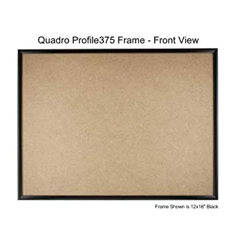Amazoncom Quadro Frames 12x15 Inch Picture Frame Black Style