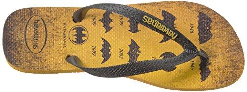 Sandal Batman Havaianas Men's Yellow Banana 1PwREx0