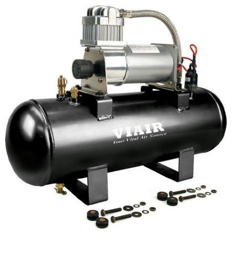 Viair 2.0 Gal. Tank Air Source Kit High Flow-150