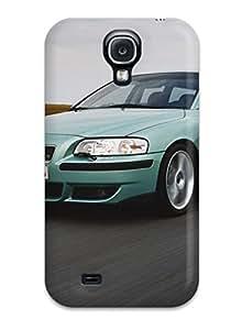 Galaxy S4 AqBBuAk1857ZxDPH 2003 Volvo V70 R Tpu Silicone Gel Case Cover. Fits Galaxy S4