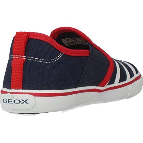 Zapatillas Kiwi Marca Ni�o Geox Azul Para Geox Modelo Color B Boy Ni�o Hrqw1cvH