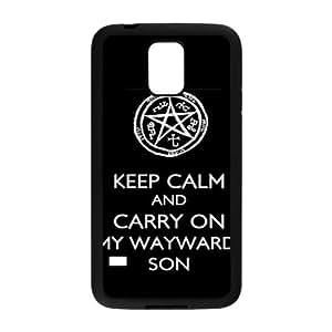 devil's trap Phone Case for Samsung Galaxy S5 Case