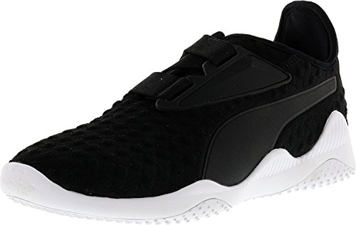 8 High Running Knit Shoe White Men's Mostro Bubble PUMA Black Ankle 5M 8qHw0v6nx