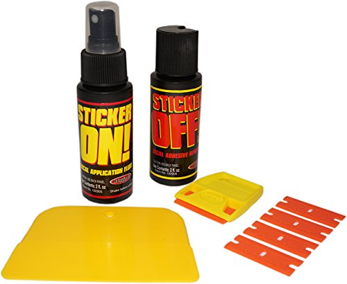 - Hardline Products Professional Decal Installation Kit - Pro-Inst-1