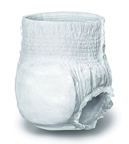 "Medline MSC19600 Protect Plus Protective Underwear, 56""-68"", X-Large (Pack of 100)"