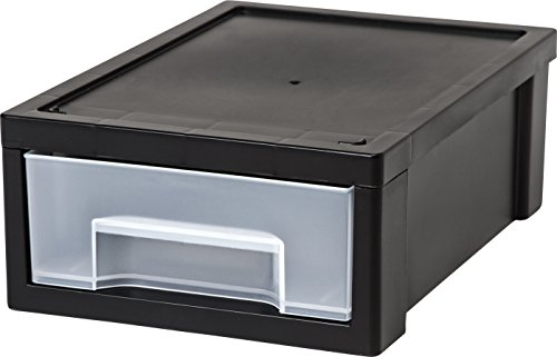 IRIS Small Desktop Stacking Drawer, 6 Pack