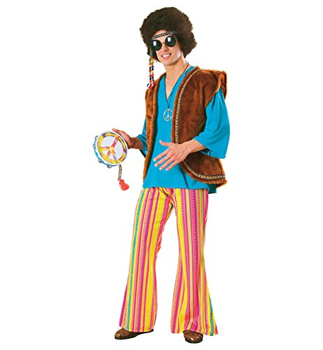 John Q Woodstock Adult Costumes (Rubies Costume Co, Inc. John Q Woodstock Adult Costume - Standard)