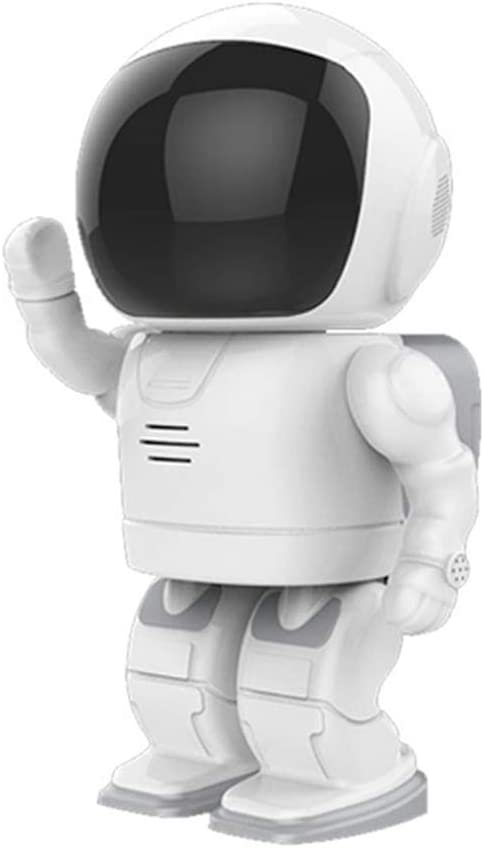 Cámara de vigilancia de Robot de Alta definición Inteligente de 1080P 2 Millones de Robots inalámbricos de vigilancia WiFi: Amazon.es: Hogar