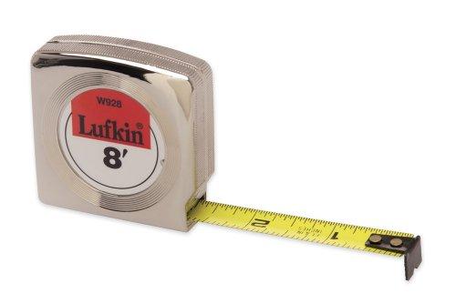 Mezurall Lufkin Measure Tape - Lufkin Tape,Short Mezurall 1/2