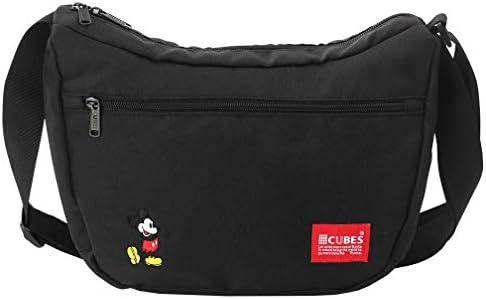 [スポンサー プロダクト][キューブ] CUBES ショルダーバッグ メッセンジャーバッグ ディズニー ミッキーマウス CB-1329