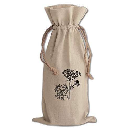 Anise Vintage Look Canvas Wine Cotton Drawstring (Anise Drawstring)