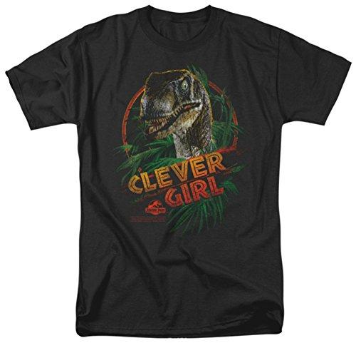 jurassic-park-clever-girl-t-shirt-size-xl