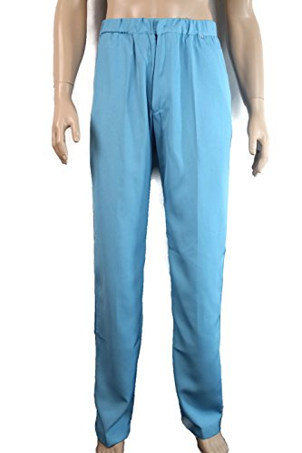716fbd8d0b5 Jual Life Aquatic with Steve Zissou Costume Halloween Uniform Blue ...