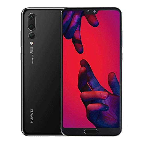 Huawei CLT-L09 P20 Pro 4G Smart Phone 128GB Unlocked Sim-Free – Black A (Renewed)