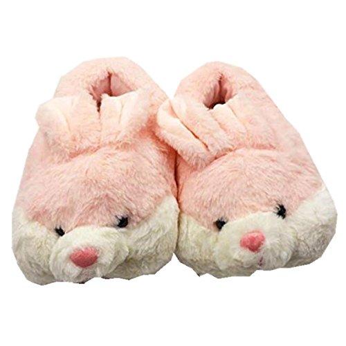 Elefanti Cotone A Casa In Coniglio Polvere Inverno Animali Antiscivolo Caldo Gli Pantofole Carini Pantofole Di xCpqnSwF