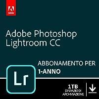 Adobe Lightroom | Standard | 1 Anno | PC/Mac | Codice d'attivazione via email
