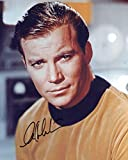 WILLIAM SHATNER (Star Trek) signed 8x10 Photo -  Authentic Autographs